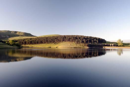 Lake Sky Water #157702