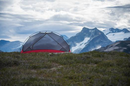 Shelter Mountain tent Tent #15815