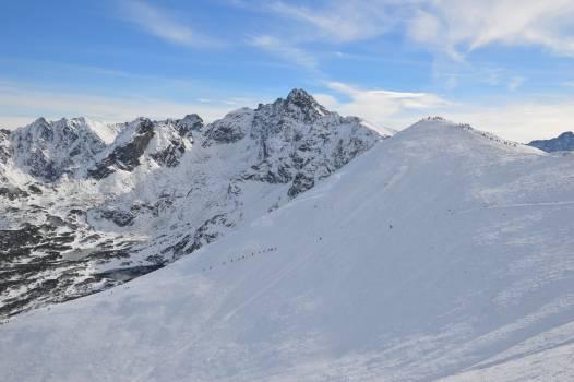 Mountain Glacier Snow #15819