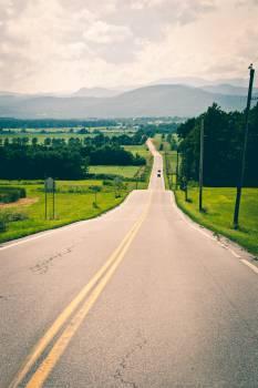 Asphalt Road Highway #15875