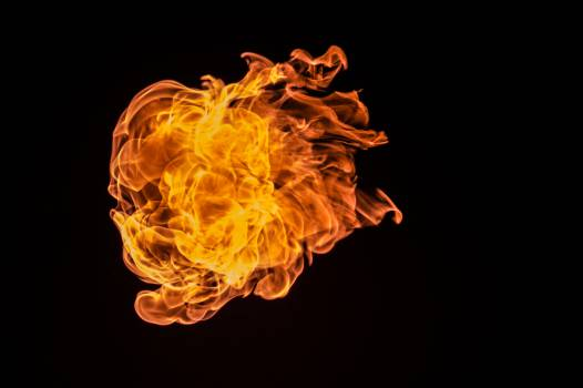Blaze Fire Heat #15915
