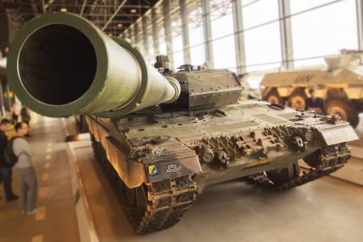 Tank Vehicle Tracked vehicle #15918