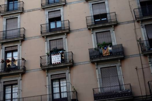 Balcony Architecture Apartment Free Photo