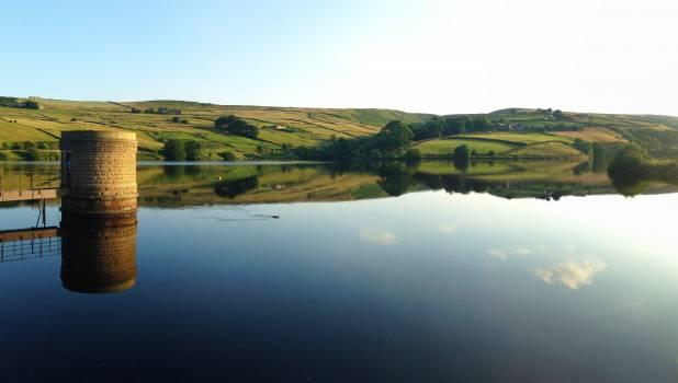 Lake Channel Water Free Photo