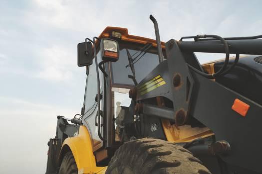 Machine Vehicle Tractor #15930