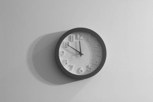 Clock Timepiece Wall clock #15934
