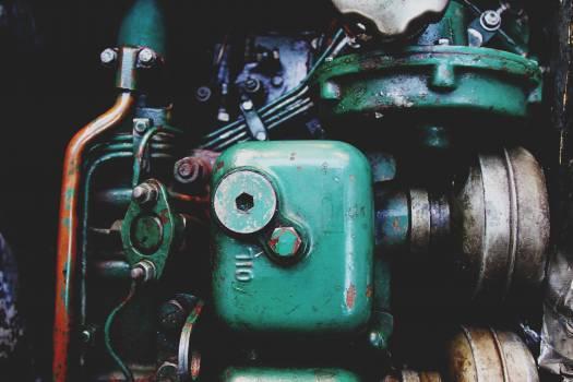Device Machine Motor Free Photo