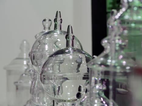 Perfume Glass Bottle Free Photo
