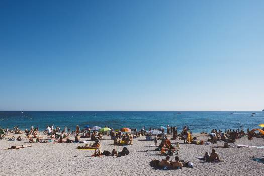 Beach Shoreline Seaside #159781