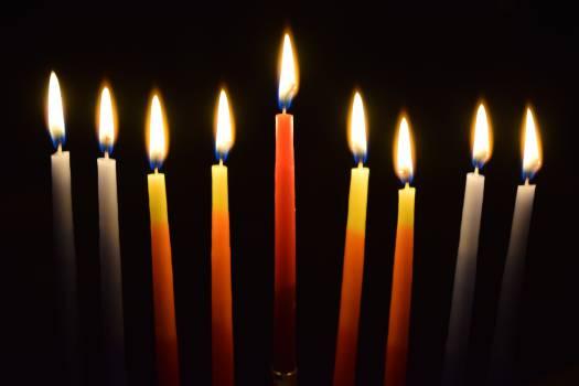 Candlestick Menorah Candelabrum #16027