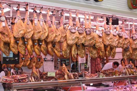 Butcher shop Mercantile establishment Shop Free Photo