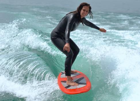 Surfing Surfer Sea #16035