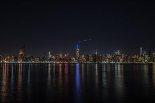 Waterfront Night City #161115