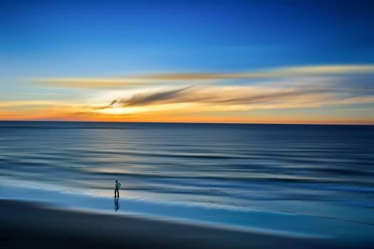 Sea Sky Ocean Free Photo