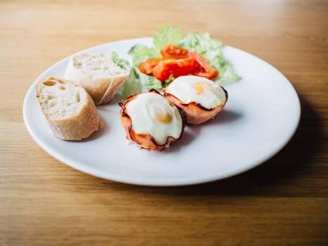 Plate Meal Food #16143