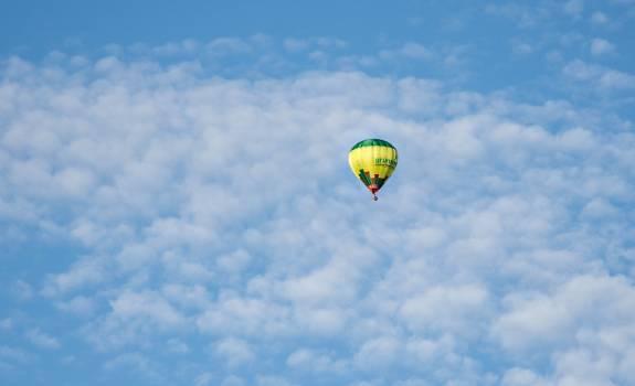 Balloon Aircraft Air Free Photo