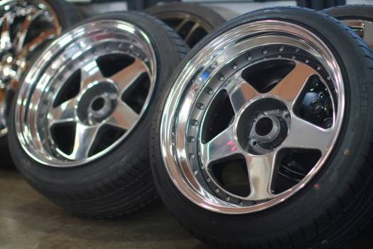 Car wheel Wheel Machine Free Photo