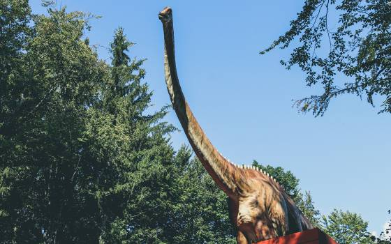 Giraffe Dinosaur Animal #16199