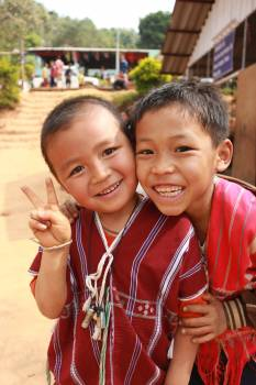 Child Sibling Together Free Photo