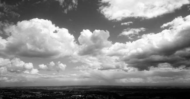 Sky Atmosphere Clouds #162409