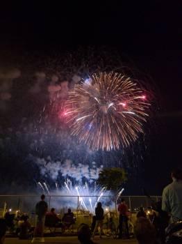 Firework Fireworks Night Free Photo