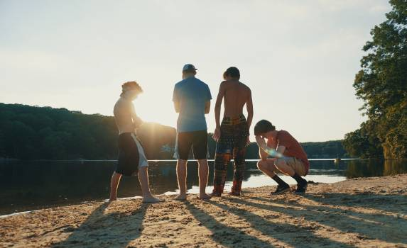 Beach Swimsuit Swimming trunks #162742