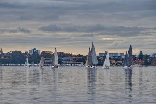 Yacht Vessel Water Free Photo