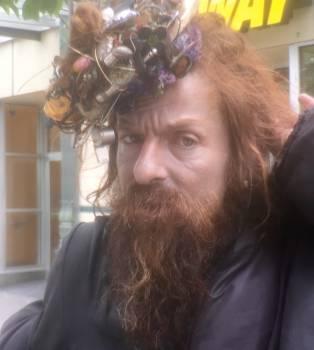 Hairdresser Wig Attractive Free Photo