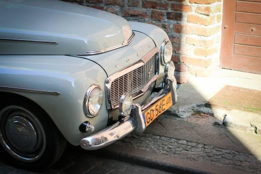 Car Motor Vehicle Free Photo
