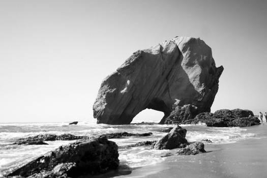 Wreck Ship Beach Free Photo