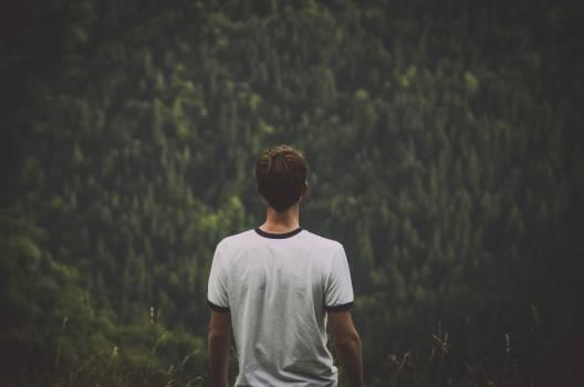 Adolescent Person Grass Free Photo