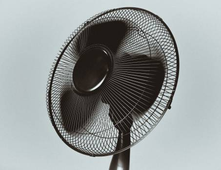 Electric fan Fan Device #16401