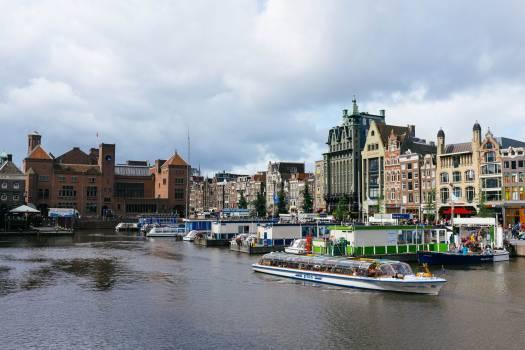 Waterfront City Urban #164090