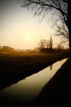 Sun Sunset Star #16435