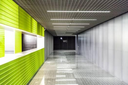 Hall Architecture Interior Free Photo