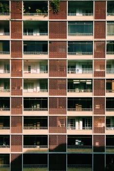 Apartment Building Architecture Free Photo