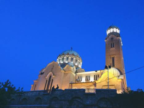 Building Mosque Minaret #164437