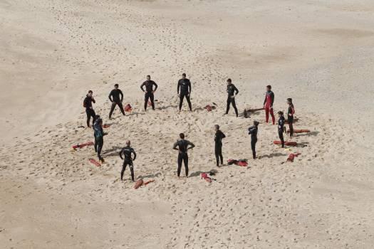 Beach Sand Sea #164945