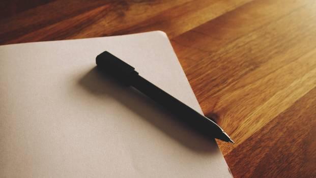 notepad paper pen  #16507