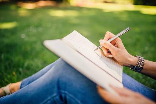 writing writer notes  Free Photo