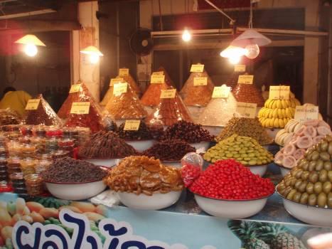 Food Fruit Stall Free Photo