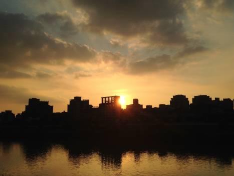 Sun Sunset Sky #165789