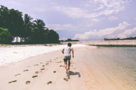 boy guy running  Free Photo
