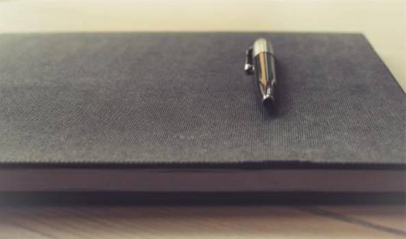 notepad pen business  #16580
