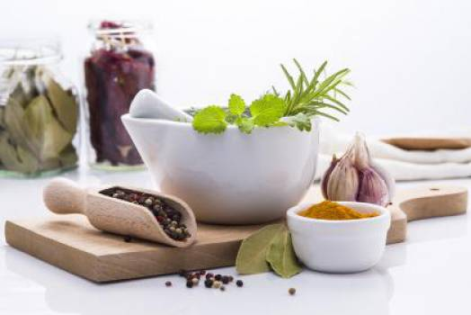 herbs spices ingredients  Free Photo