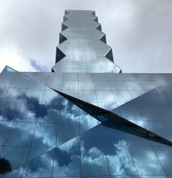 Sky Business Building Free Photo