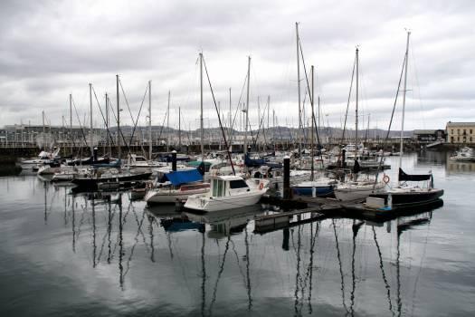 Marina Boat Sea Free Photo