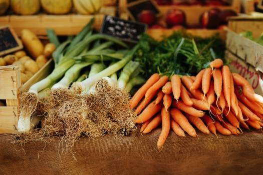 Carrot Vegetable Food Free Photo