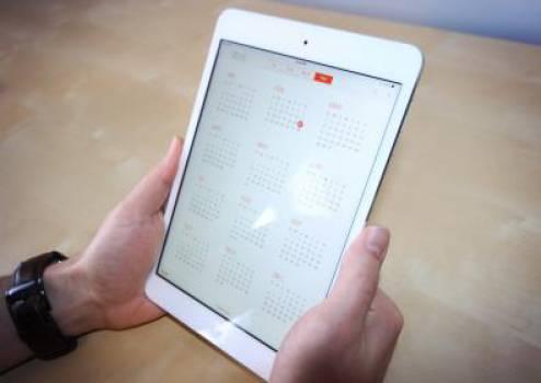 ipad tablet calendar  #16703