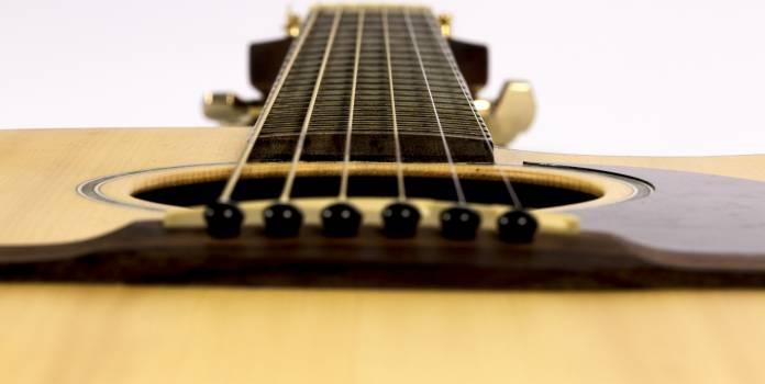 Guitar Bass Music Free Photo